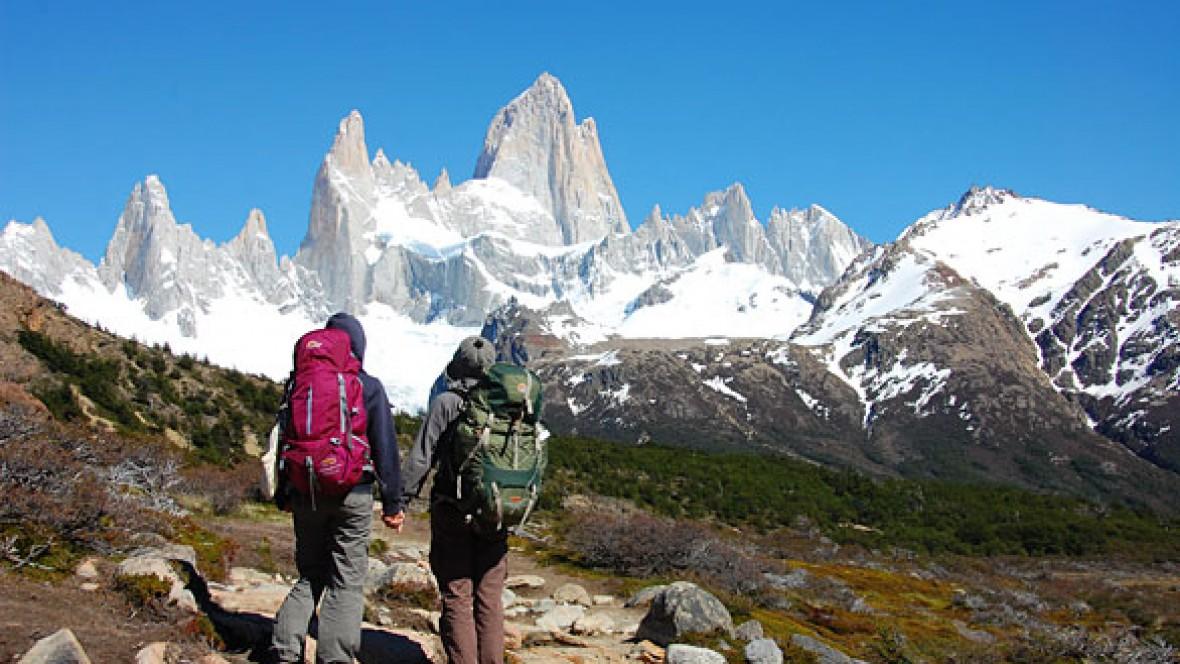 Murió un turista en El Chaltén mientras hacía trekking - Mediática Digital